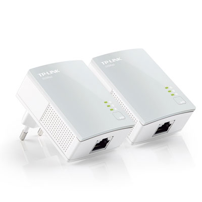 Powerline TP-Link (500Mbps) TL-PA4010KIT