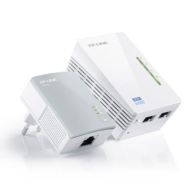 Powerline TP-Link (500Mbps/300Mbps) TL-WPA4220KIT