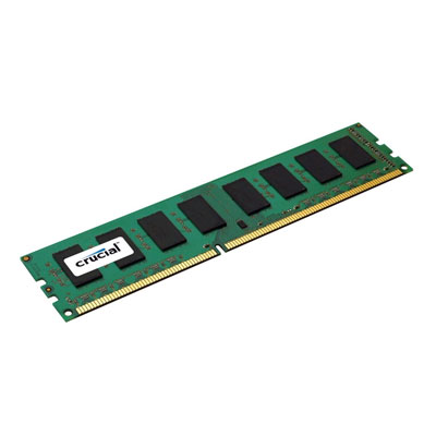 Crucial 8GB DDR3 1600Mhz CL11